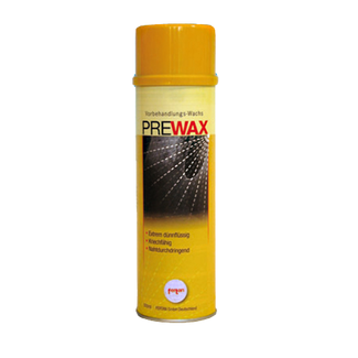PREWAX Spray 500ml/12Stk. EP 10,50€